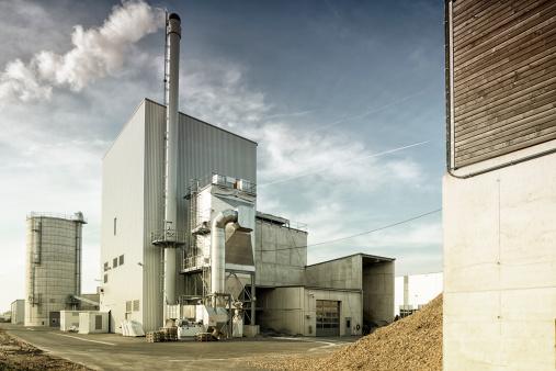 Biomass - Renewable Energy Source「Biomass plant, Fernwaerme, Blockheizkraftwerk, Energiewende, Germany」:スマホ壁紙(15)
