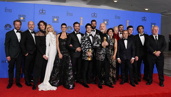 The Assassination of Gianni Versace「76th Annual Golden Globe Awards - Press Room」:写真・画像(5)[壁紙.com]