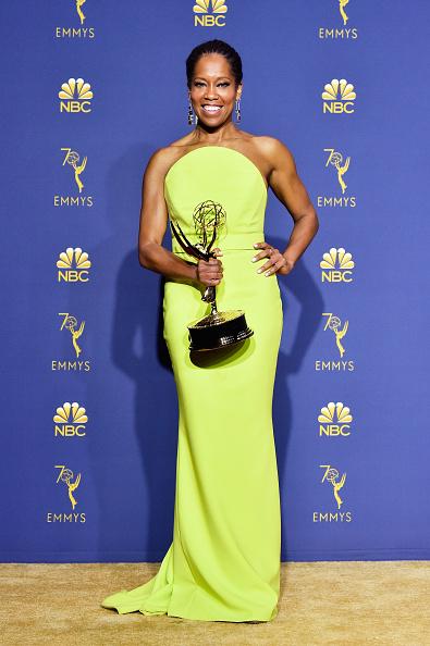 プライムタイム・エミー賞「70th Emmy Awards - Press Room」:写真・画像(14)[壁紙.com]