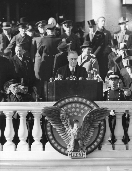 Franklin Roosevelt「Inauguration」:写真・画像(4)[壁紙.com]