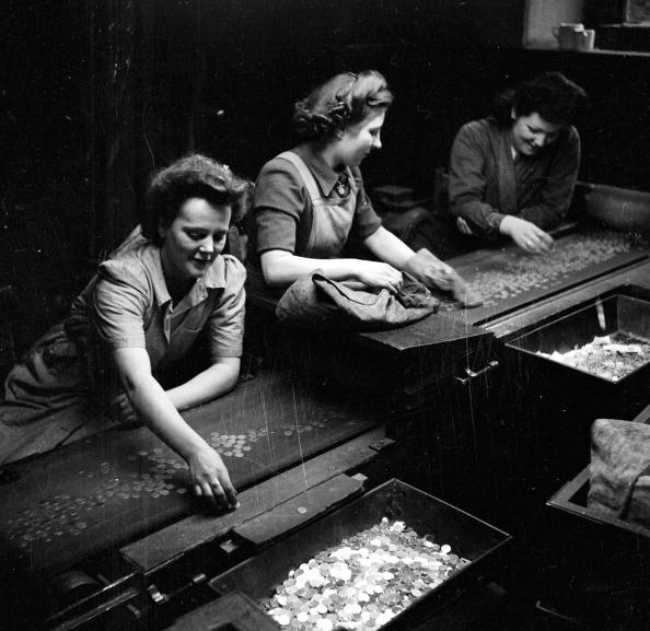 Royal Mint「Money Making」:写真・画像(12)[壁紙.com]