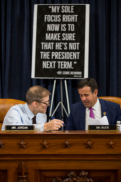Daniel Gi「House Judiciary Committee Holds Second Hearing In Trump Impeachment Inquiry」:写真・画像(10)[壁紙.com]