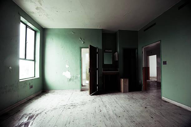 empty abandoned room:スマホ壁紙(壁紙.com)