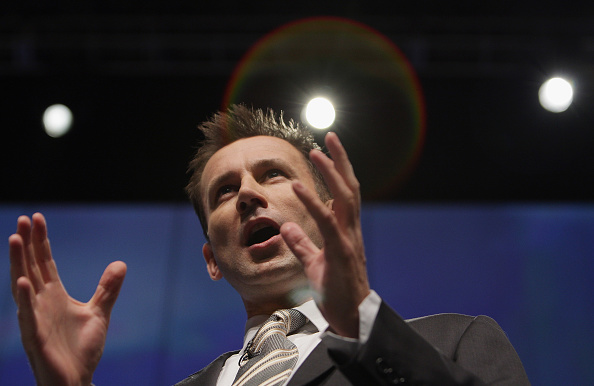 Shadow「The Conservatives Hold Their Annual Party Conference」:写真・画像(15)[壁紙.com]