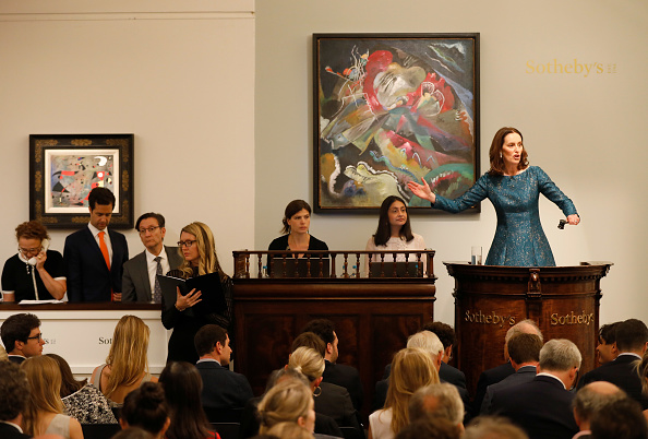 Auction「Impressionist and Modern Art Evening Sale」:写真・画像(19)[壁紙.com]