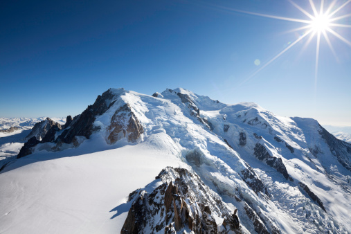 French Culture「Mont Blanc」:スマホ壁紙(3)