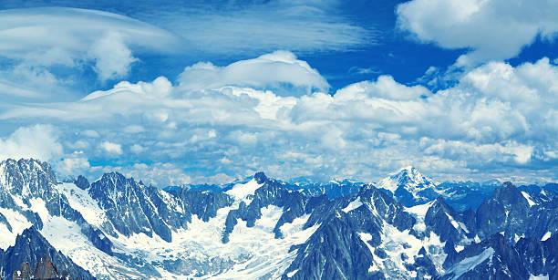 Mont Blanc massif:スマホ壁紙(壁紙.com)