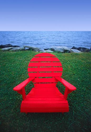 Hockey「Red chair」:スマホ壁紙(10)