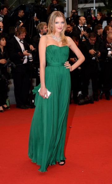 "Strapless Dress「""Cosmopolis"" Premiere - 65th Annual Cannes Film Festival」:写真・画像(15)[壁紙.com]"