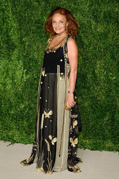 Diane von Fürstenberg - Fashion Designer「12th Annual CFDA/Vogue Fashion Fund Awards - Arrivals」:写真・画像(12)[壁紙.com]