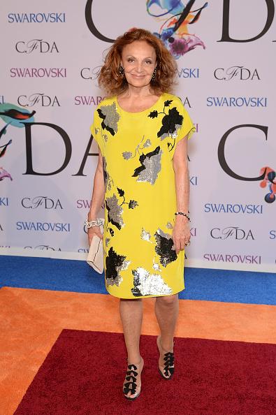 Diane von Fürstenberg - Fashion Designer「2014 CFDA Fashion Awards - Arrivals」:写真・画像(2)[壁紙.com]