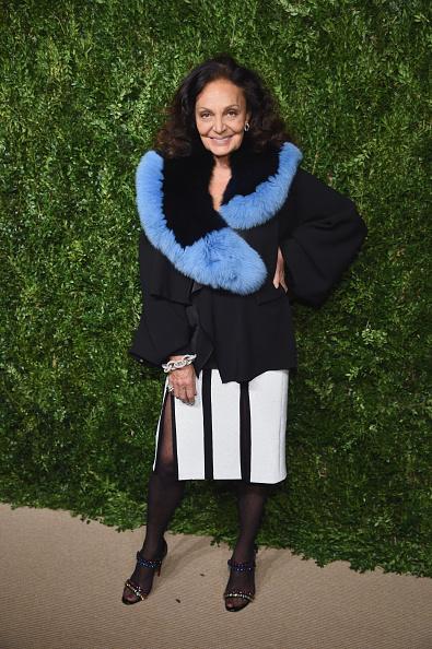 Diane von Fürstenberg - Fashion Designer「14th Annual CFDA/Vogue Fashion Fund Awards - Arrivals」:写真・画像(4)[壁紙.com]