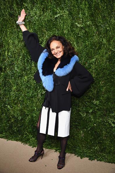 Diane von Fürstenberg - Fashion Designer「14th Annual CFDA/Vogue Fashion Fund Awards - Arrivals」:写真・画像(11)[壁紙.com]
