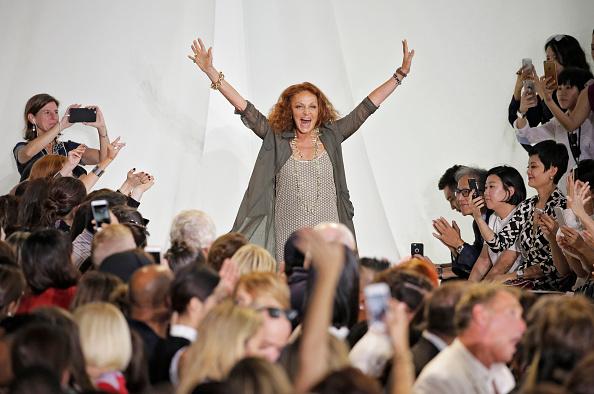 Diane von Fürstenberg - Fashion Designer「Diane Von Furstenberg - Runway - Spring 2016 New York Fashion Week」:写真・画像(5)[壁紙.com]