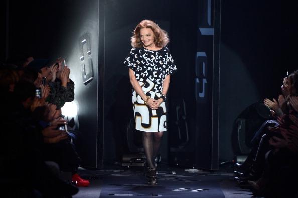 North America「Diane Von Furstenberg - Runway - Fall 2013 Mercedes-Benz Fashion Week」:写真・画像(8)[壁紙.com]