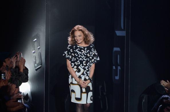 North America「Diane Von Furstenberg - Runway - Fall 2013 Mercedes-Benz Fashion Week」:写真・画像(7)[壁紙.com]