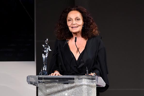 Diane von Fürstenberg - Fashion Designer「2018 CFDA Fashion Awards - Show」:写真・画像(7)[壁紙.com]