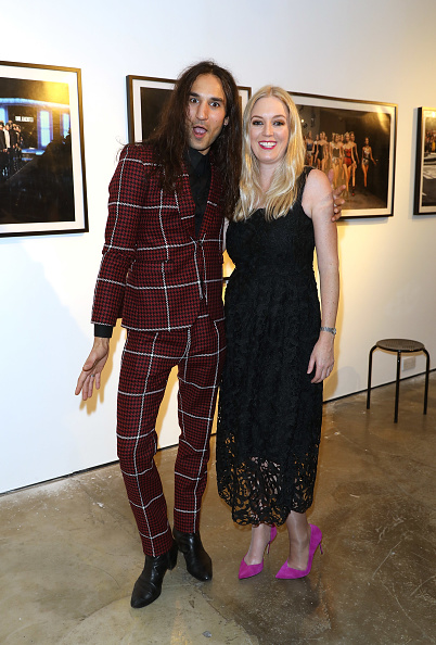 Pink Shoe「'A Front Row Seat' Photography Exhibition Launch」:写真・画像(19)[壁紙.com]