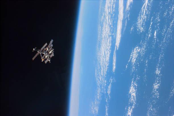 Mir Space Station Retrospective:ニュース(壁紙.com)