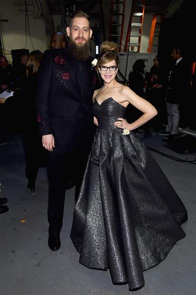 Horn Rimmed Glasses「60th Annual GRAMMY Awards - Backstage」:写真・画像(4)[壁紙.com]