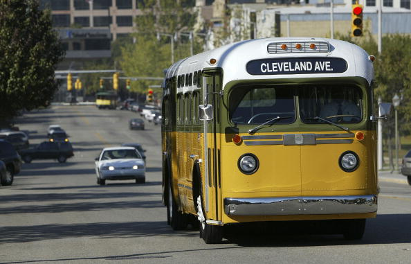 Bus「Montgomery, Alabama Remembers Rosa Parks」:写真・画像(7)[壁紙.com]