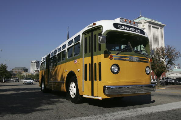 Bus「Montgomery, Alabama Remembers Rosa Parks」:写真・画像(13)[壁紙.com]