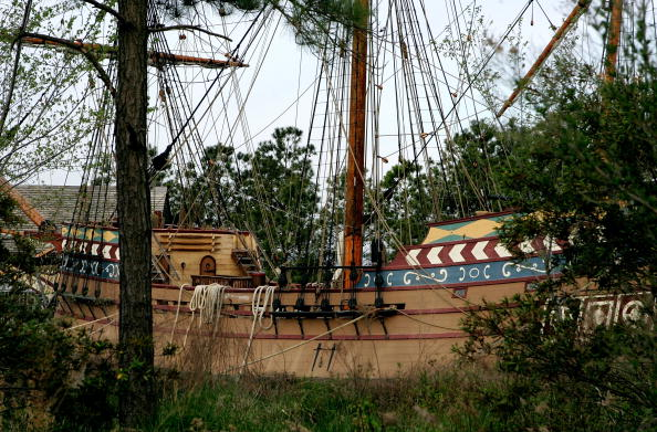 Jamestown - Virginia「U.S. Commemorates 400th Anniversary Of Jamestown Settlement」:写真・画像(17)[壁紙.com]