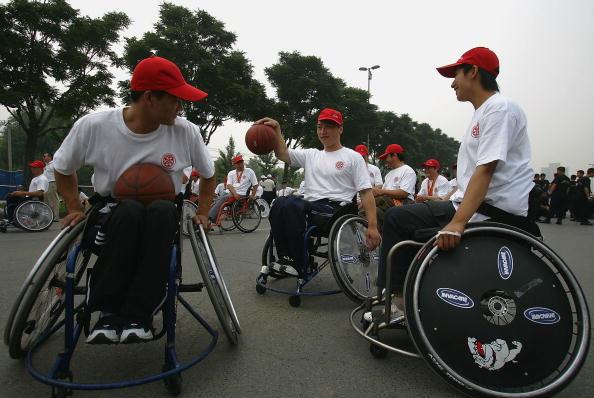 Cancan Chu「Sporting Activities Encouraged In Beijing」:写真・画像(19)[壁紙.com]