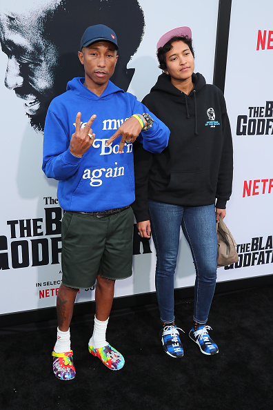 """Black Color「Premiere Of Netflix's """"The Black Godfather""""」:写真・画像(2)[壁紙.com]"""
