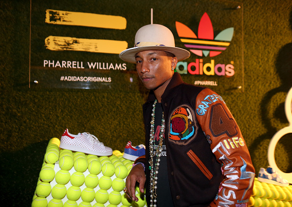 Adidas「Pharrell Williams And Adidas Celebrate Collaboration」:写真・画像(6)[壁紙.com]