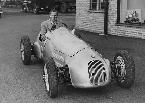 レーシングカー「HWM Racing Car」:写真・画像(1)[壁紙.com]