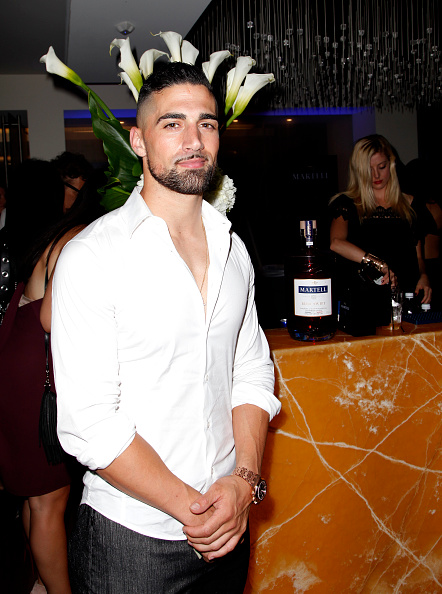 Tibrina Hobson「Martell Cognac Hosts Talent Resources Sports Party in Los Angeles, California at Playboy Headquarters」:写真・画像(12)[壁紙.com]