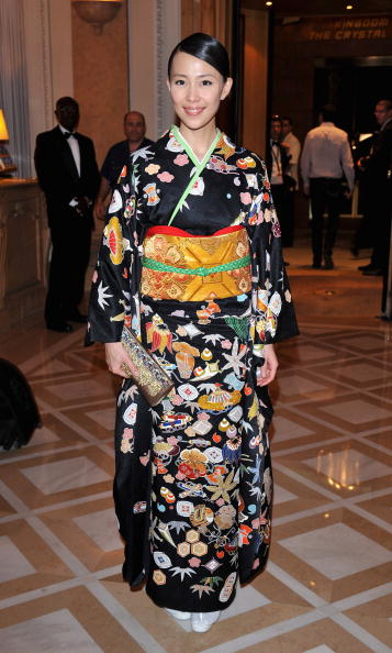 木村 佳乃「Cannes 2008: Opening Ceremony Dinner」:写真・画像(16)[壁紙.com]