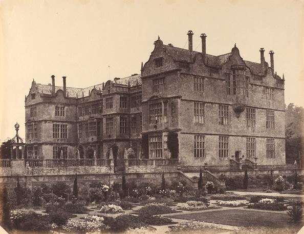 Elizabethan Style「Montacute House Near Yeovil」:写真・画像(15)[壁紙.com]