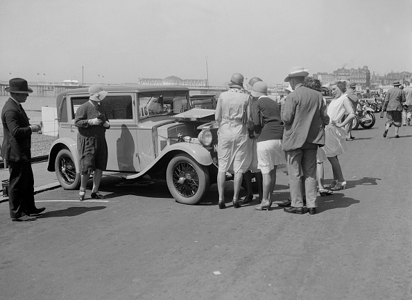 Water's Edge「Bianchi Saloon  1930 1287 Cc」:写真・画像(18)[壁紙.com]