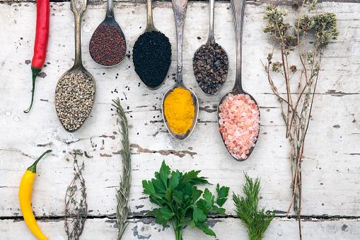 Pepper - Seasoning「Various spices」:スマホ壁紙(16)