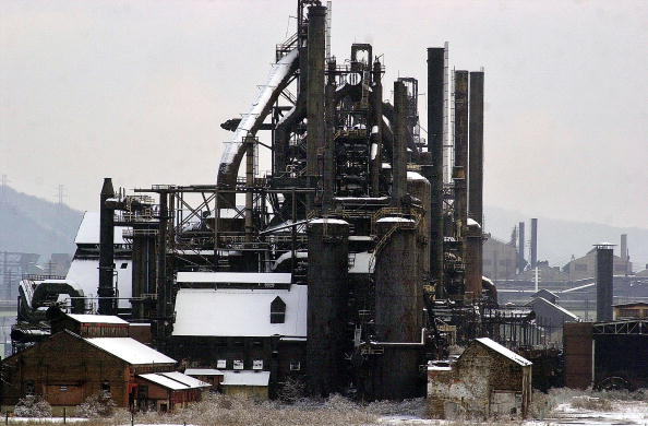 Pennsylvania「International Steel Group Offers To Buy Bethlehem Steel」:写真・画像(19)[壁紙.com]