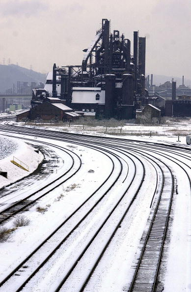 Overcast「International Steel Group Offers To Buy Bethlehem Steel」:写真・画像(17)[壁紙.com]