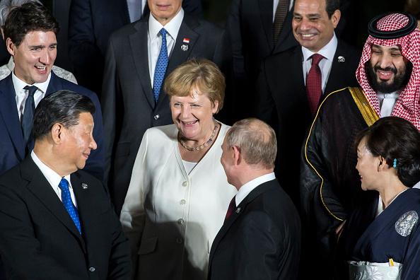 Leadership「Osaka Hosts The G20 Summit - Day One」:写真・画像(1)[壁紙.com]