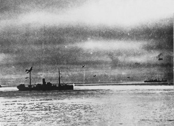 Arctic Ocean「Attack On Convoy PQ 17」:写真・画像(7)[壁紙.com]