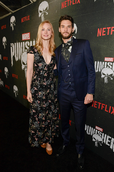 "Deborah Ann Woll「Marvel's ""The Punisher"" Los Angeles Premiere - Red Carpet」:写真・画像(17)[壁紙.com]"