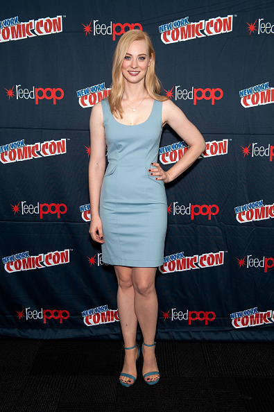 "Deborah Ann Woll「Netflix Original Series ""Marvel's Daredevil"" New York Comic-Con Panel & Cast Signing」:写真・画像(0)[壁紙.com]"