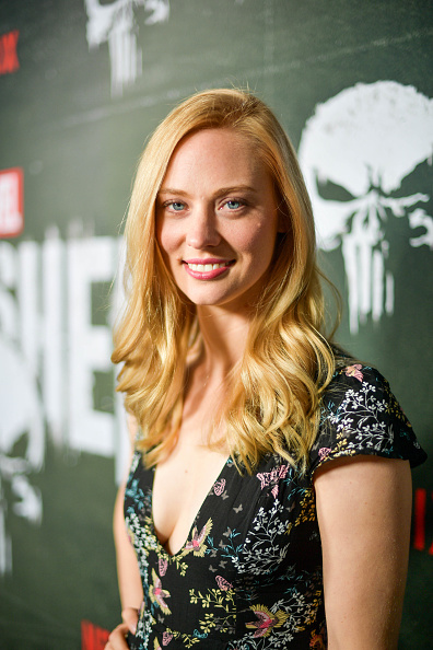 "Deborah Ann Woll「Marvel's ""The Punisher"" Los Angeles Premiere - Red Carpet」:写真・画像(1)[壁紙.com]"