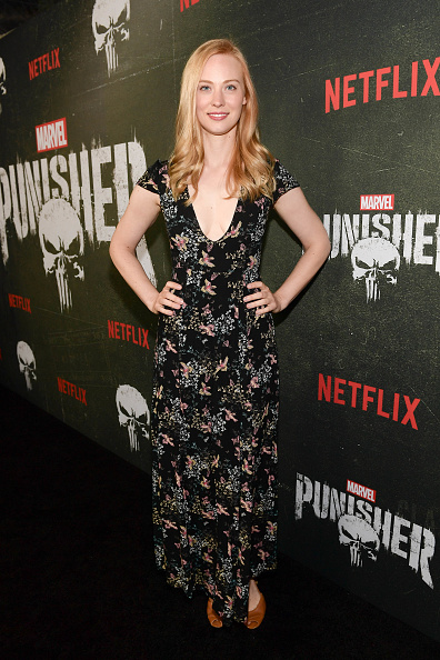 "Deborah Ann Woll「Marvel's ""The Punisher"" Los Angeles Premiere - Red Carpet」:写真・画像(3)[壁紙.com]"