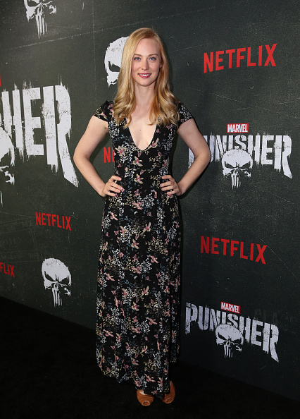 "Deborah Ann Woll「""Marvel's The Punisher"" Seasons 2 Premiere」:写真・画像(9)[壁紙.com]"