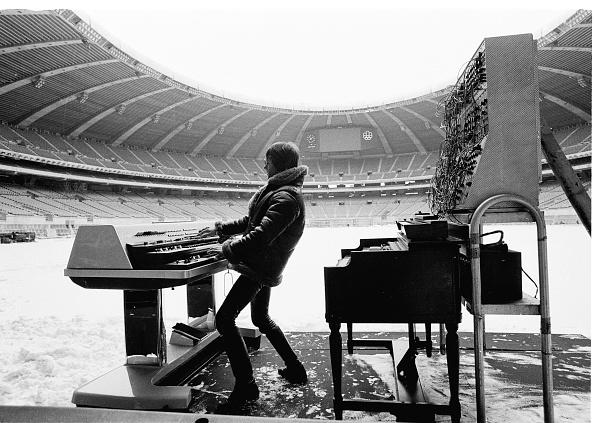 楽器「Keith Emerson At Rehearsals」:写真・画像(6)[壁紙.com]