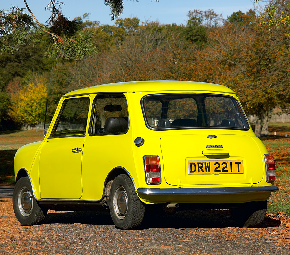 Environmental Conservation「Mr.Bean's Mini from the tv programme of the same name」:写真・画像(9)[壁紙.com]