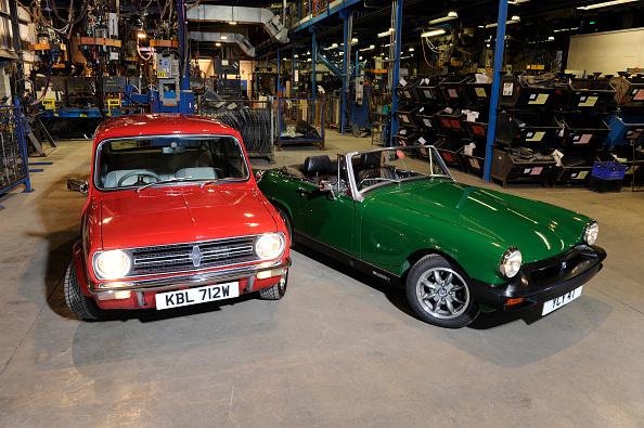Journey「Austin Mini 1275 GT 1980 and MG Midget 1979」:写真・画像(0)[壁紙.com]