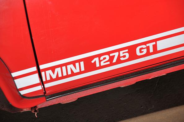 Journey「Austin Mini 1275 GT 1980」:写真・画像(1)[壁紙.com]