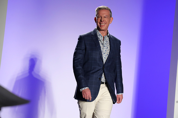 Chelsea Piers「The Blue Jacket Fashion Show At NYFW」:写真・画像(12)[壁紙.com]